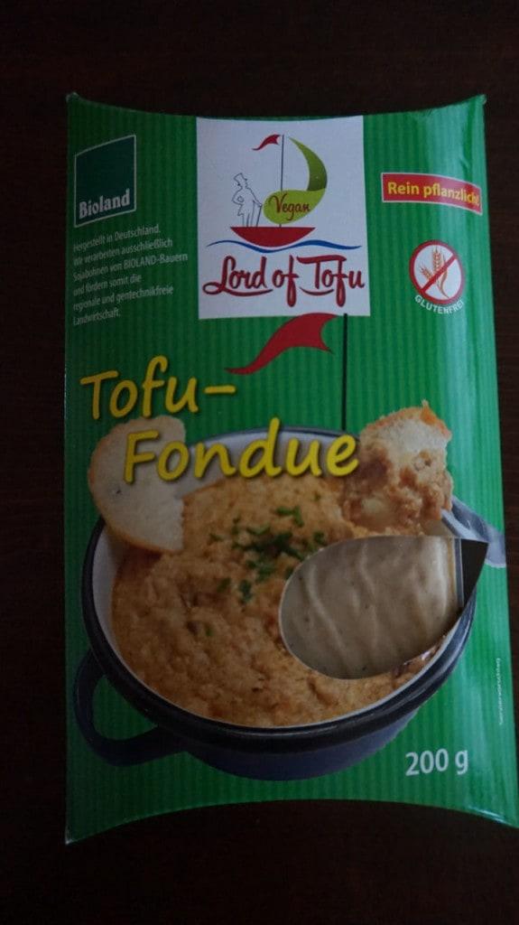 Lord of Tofu Tofu-Fondue