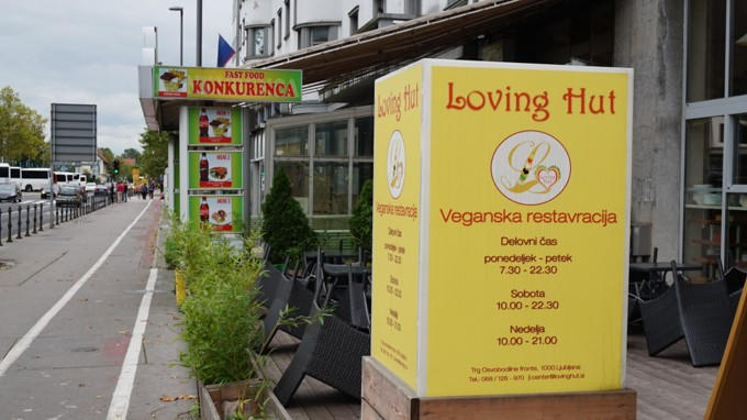 Vegan in Ljubljana | ElephantasticVegan.com