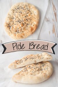 Vegan Pide Bread | ElephantasticVegan.com