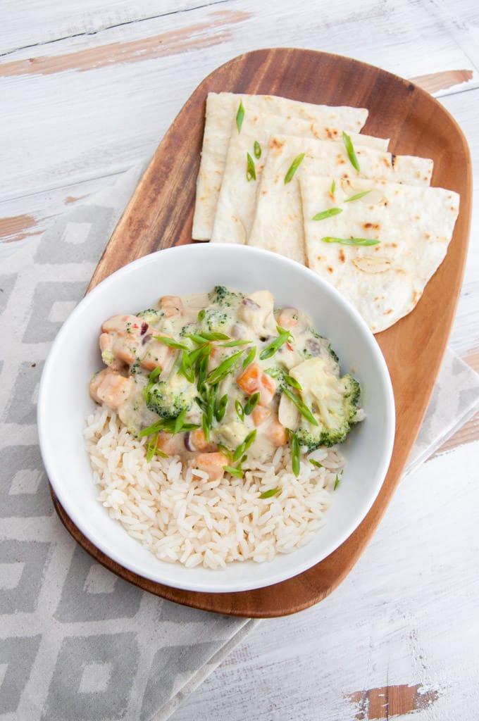 Vegan Sweet Potato Curry   ElephantasticVegan.com