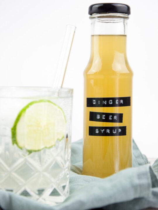 Ginger Beer Syrup