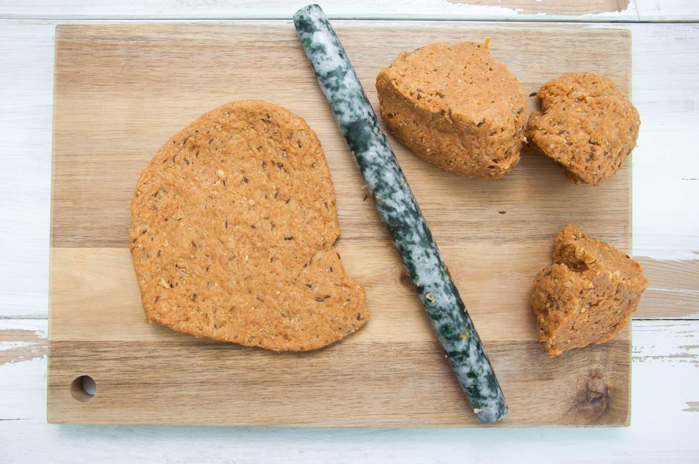 Seitan made with Vital Wheat Gluten Recipe | Elephantastic Vegan