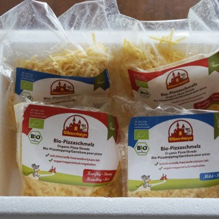 [Product Review] Wilmersburger Organic Vegan Cheese Shreds