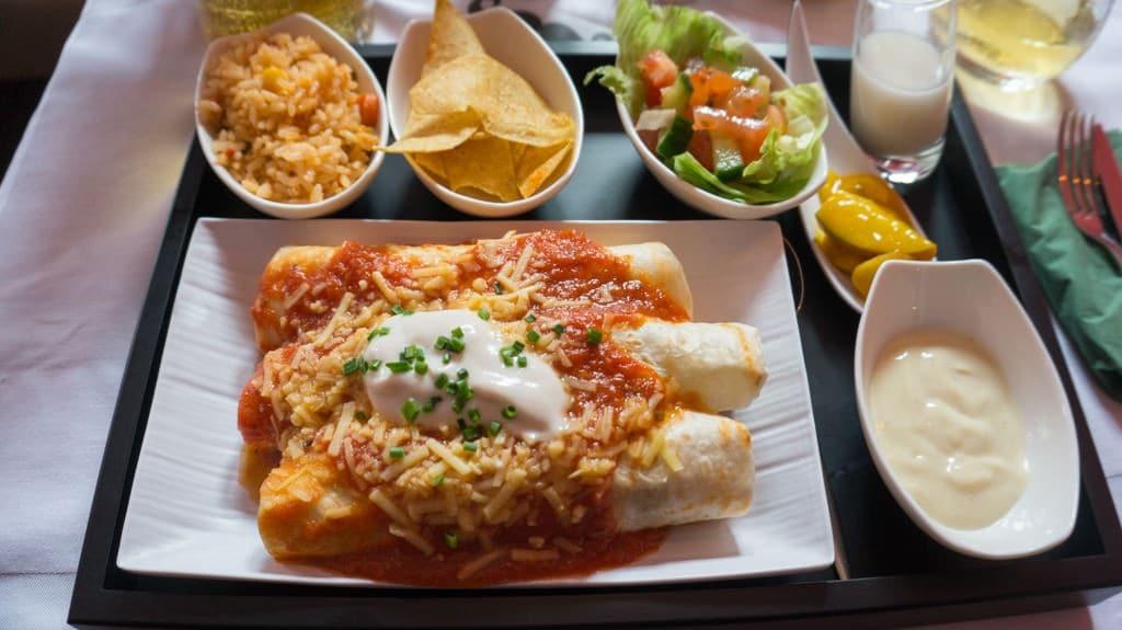 La Fiesta Food