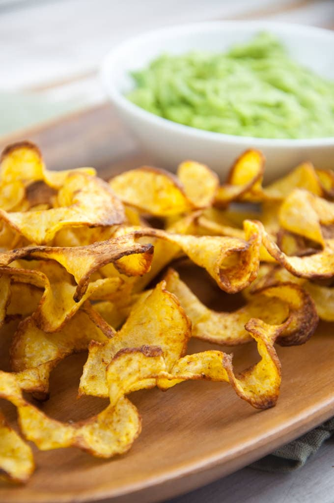 Crispy Potato Twisters