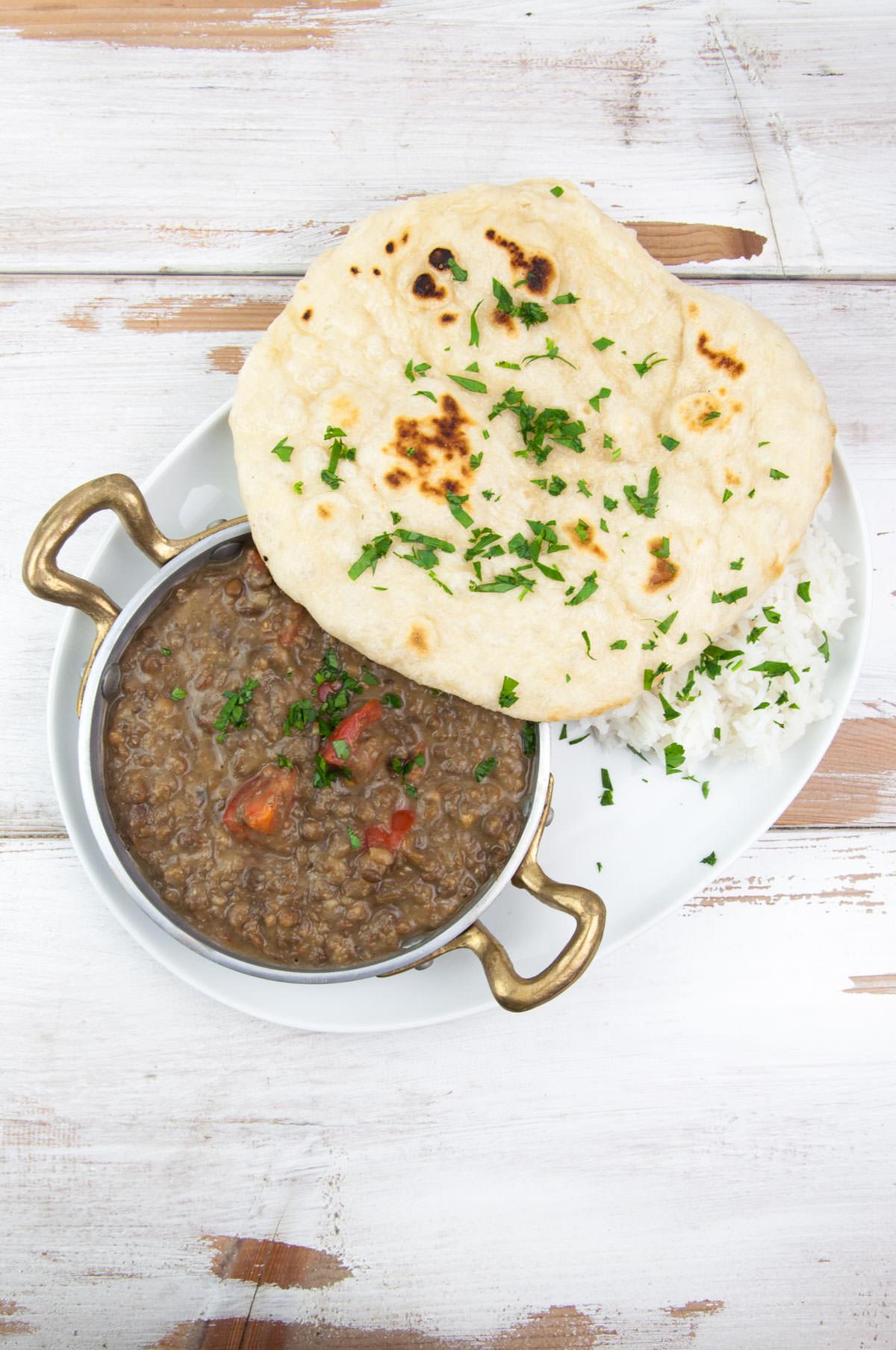 Vegan Dal Makhani