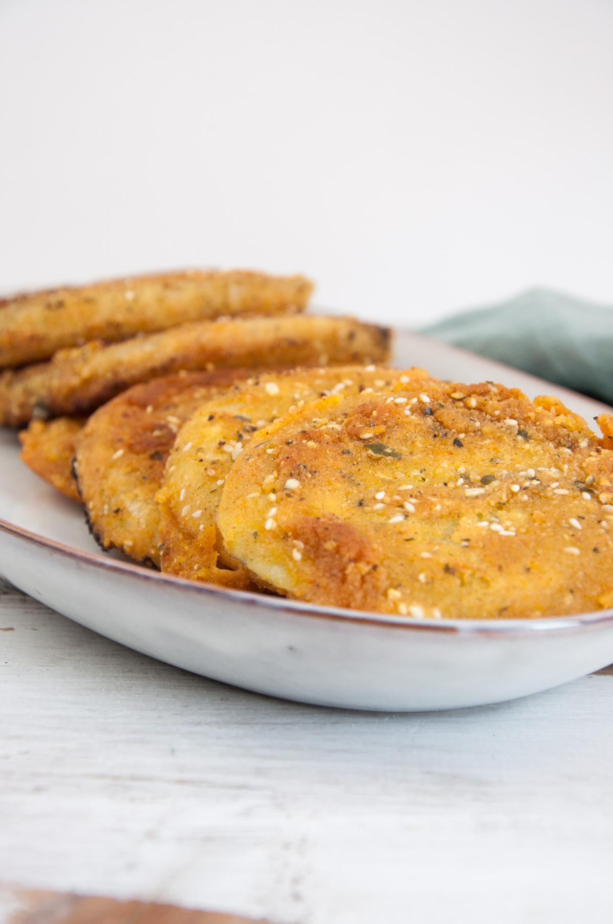 Kohlrabi Schnitzel