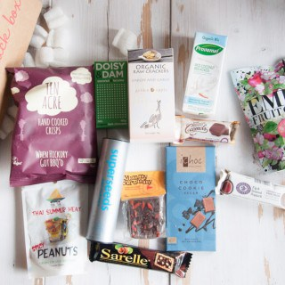 [Product Review] Vegan Tuck Box March