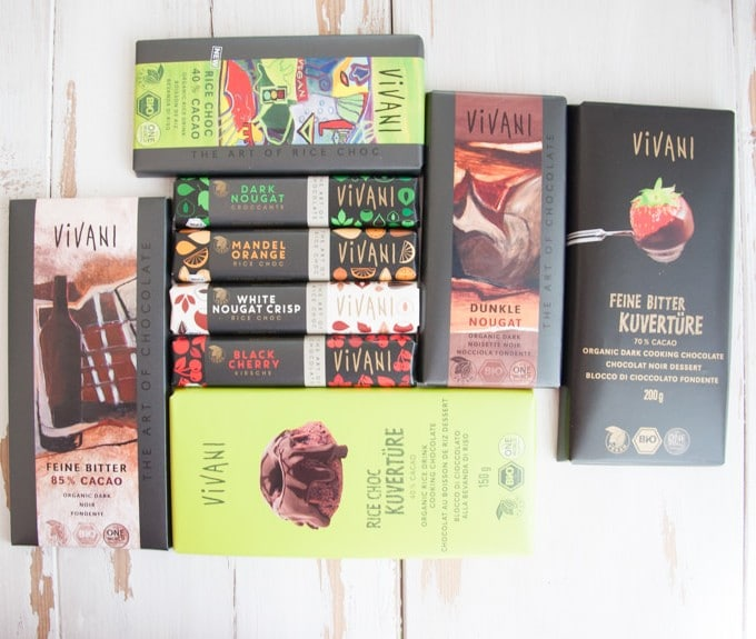 [Product Review] Vivani Vegan Chocolates