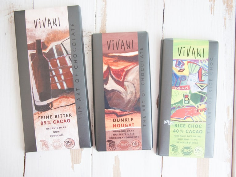 Vivani Vegan Chocolate