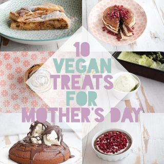 10 Vegan Treats for Mother's Day