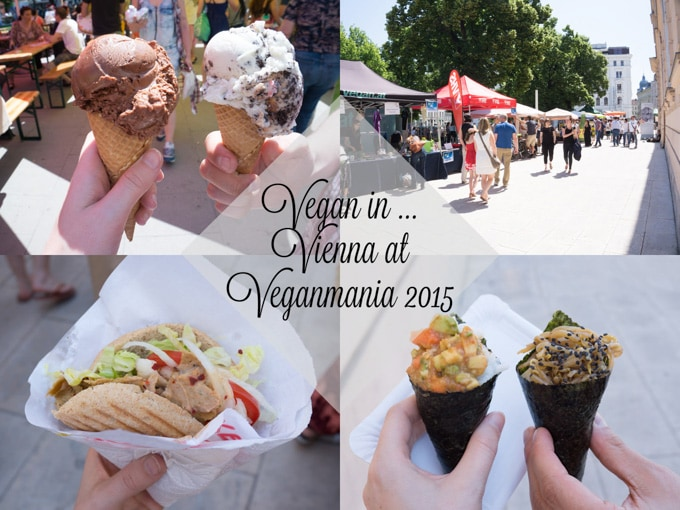 Vegan in Vienna at Veganmania | ElephantasticVegan.com