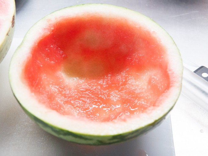 Watermelon Amaretto Bowl