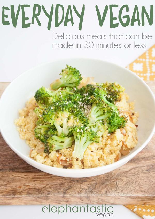Everyday Vegan Recipes - Free eBook