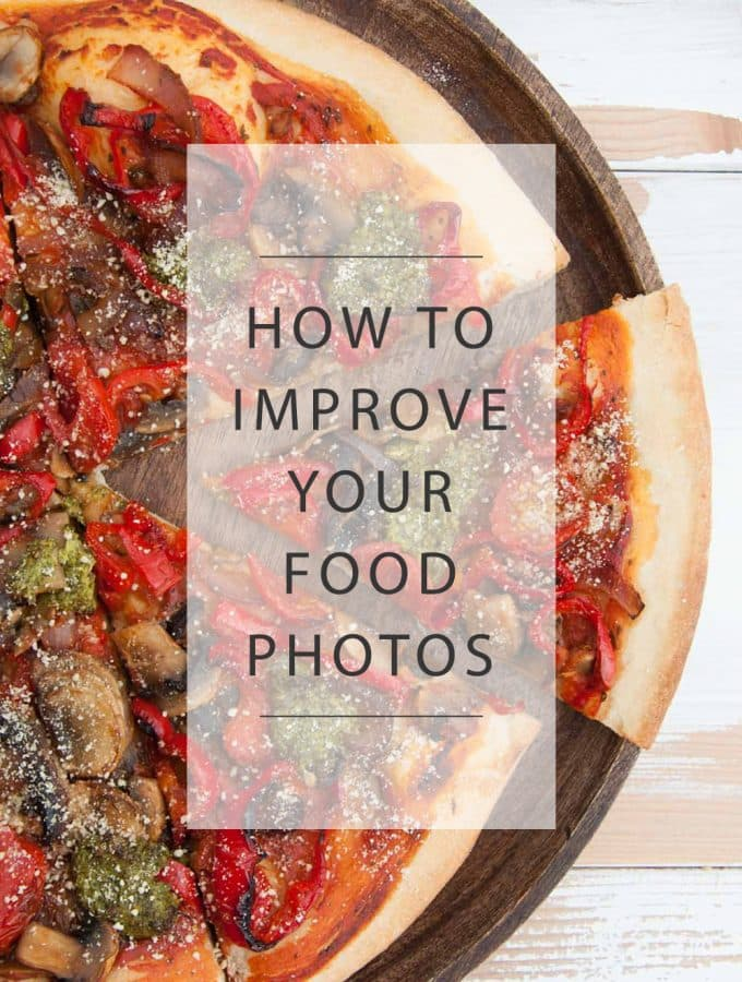 How To Improve Your Food Photography in 5 Simple Steps | ElephantasticVegan.com