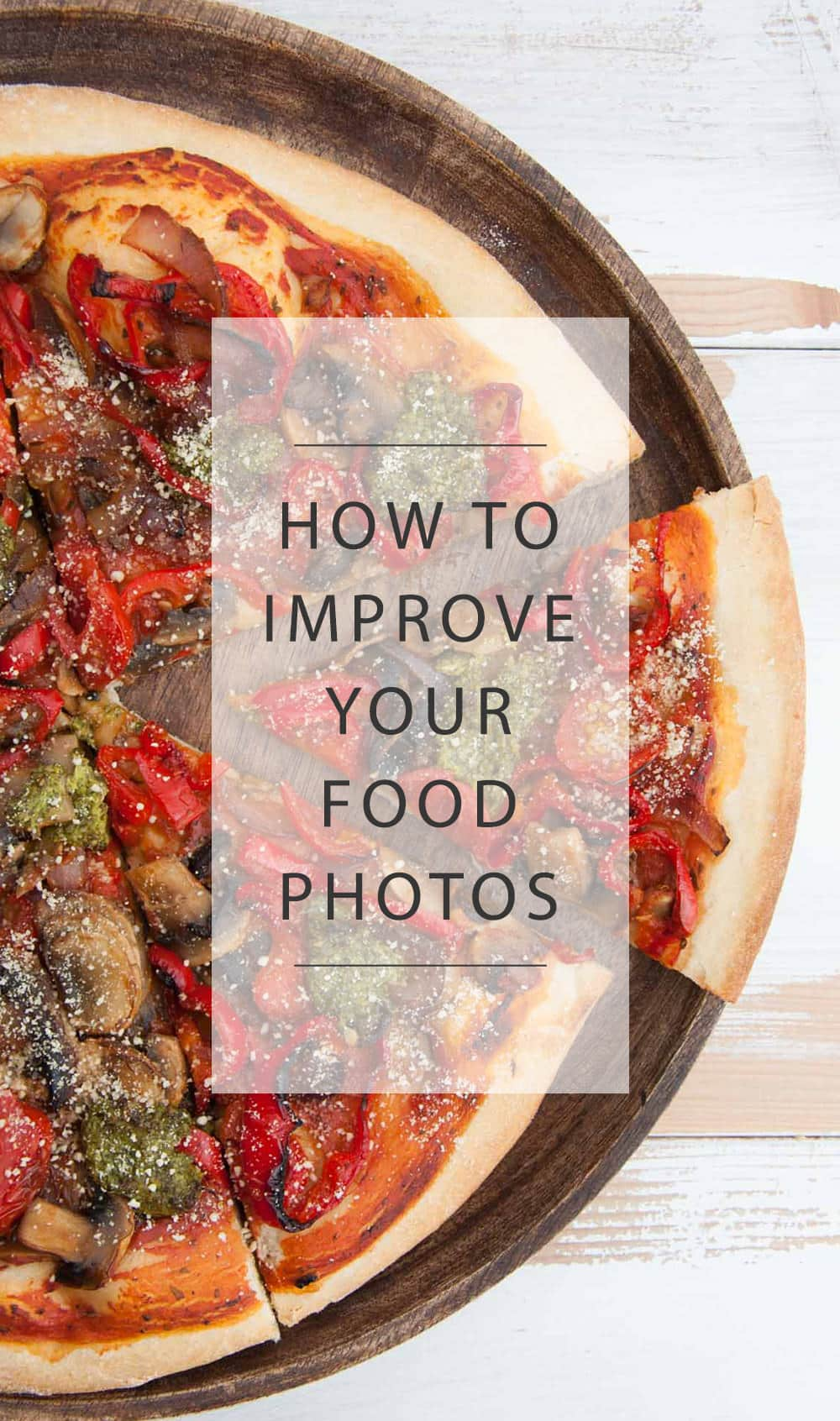 How to improve your Food Photography in 5 Simple Steps | ElephantasticVegan.com #foodphotography #photography #blogging