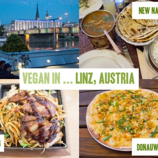 Vegan in Linz, Austria – My Favorites!