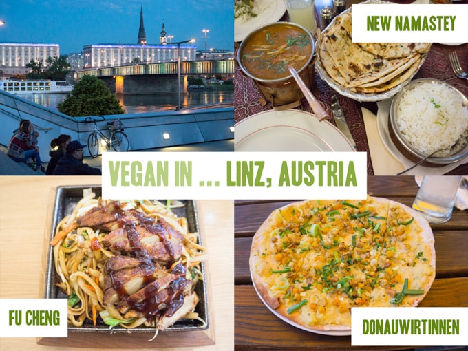 Vegan in Linz | ElephantasticVegan.com