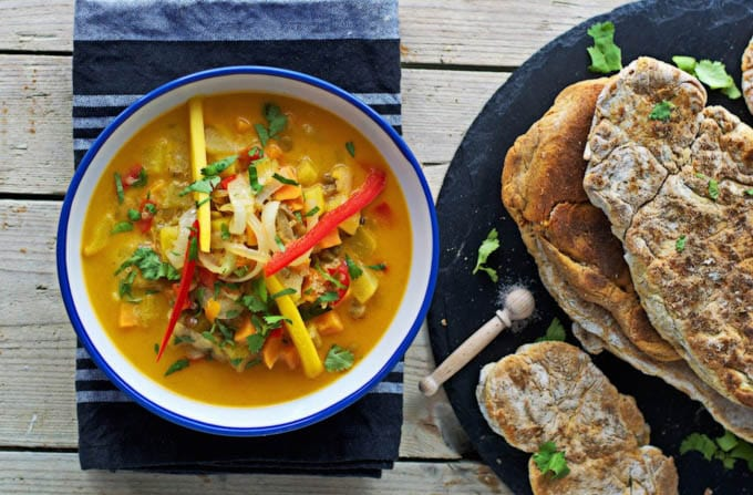 15 Amazing Vegan Curry Recipes | ElephantasticVegan.com