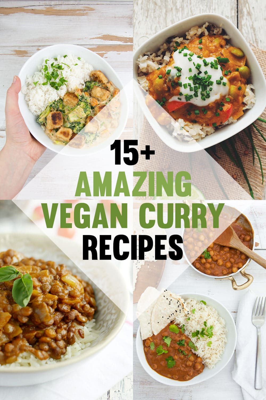 Amazing Vegan Curry Recipes