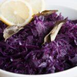 Braised Red Cabbage | ElephantasticVegan.com