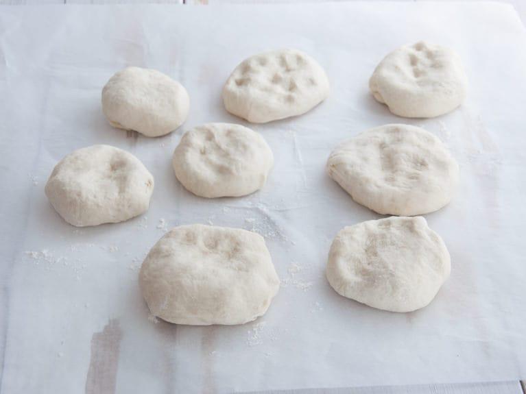 Vegan Calzone Dough