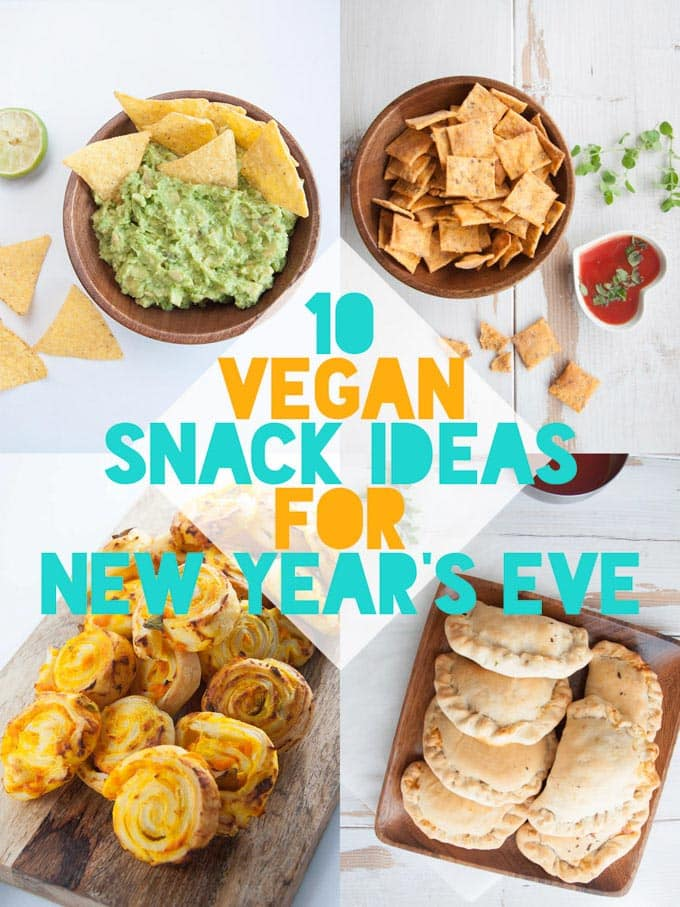 New Years Eve Party Ideas Food