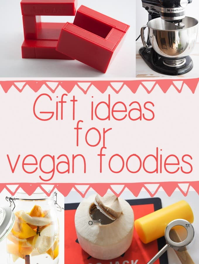[Veginners] Gift Ideas for Vegan Foodies!
