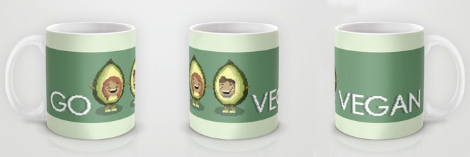 Vegan Coffee Cups | ElephantasticVegan.com