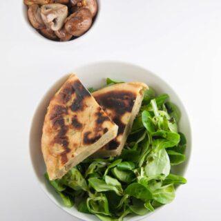 Simple Vegan Tortilla Espanola