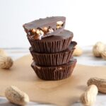 Vegan Snickers Cups | ElephantasticVegan.com