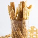 Vegan Za'atar Breadsticks | ElephantasticVegan.com