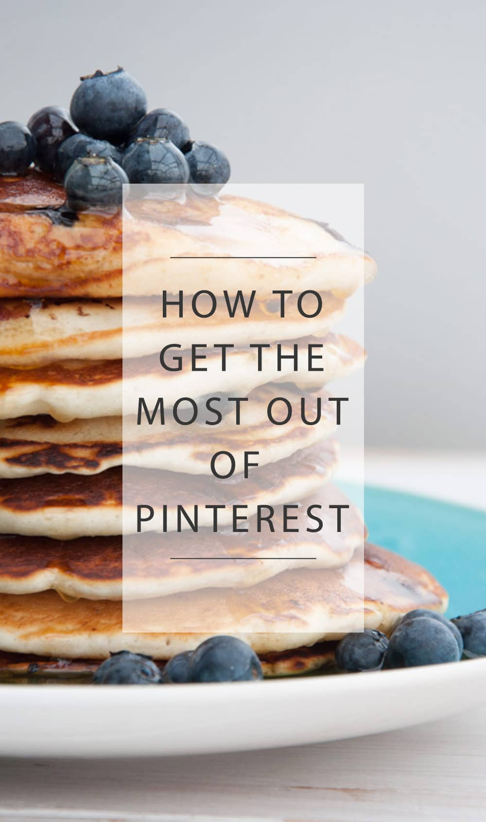 How to get the most out of PINTEREST for your BLOG #pinterest #blog #resources #blogging #blogger #trafficgrowth