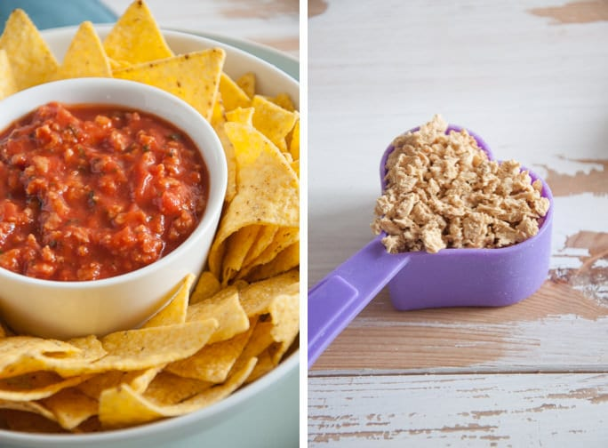 Smoky & Meaty Tomato Dip (vegan) | ElephantasticVegan.com
