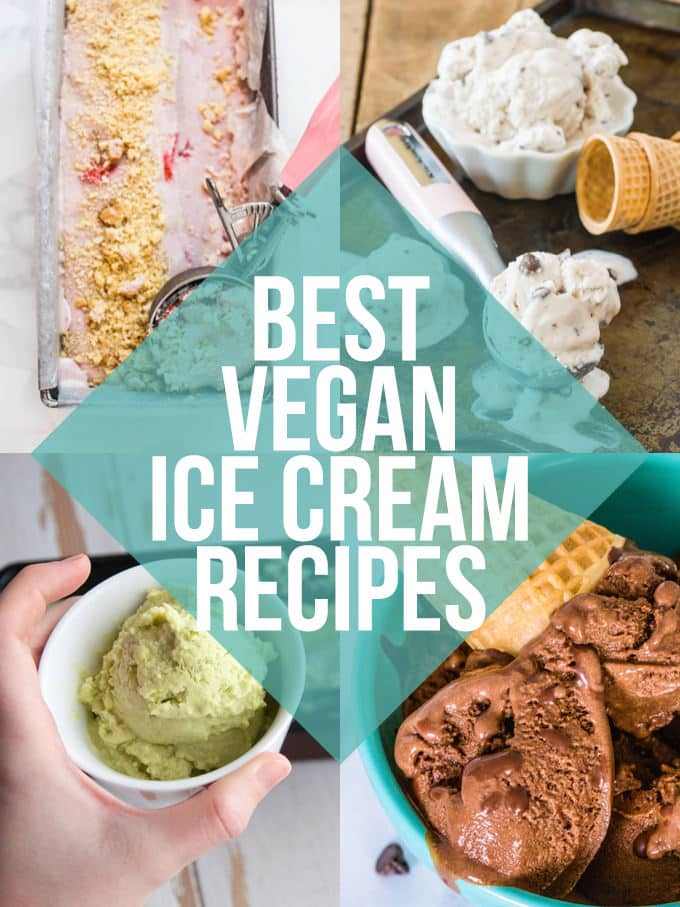Best Vegan Ice Cream Recipes | ElephantasticVegan.com
