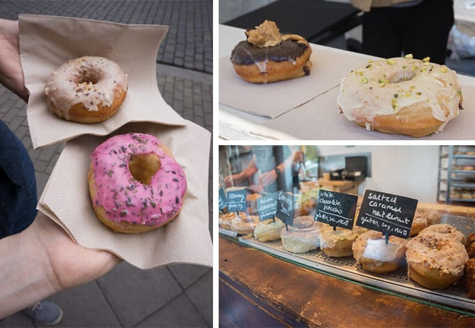 Vegan in Berlin - Brammibal's Donuts | ElephantasticVegan.com