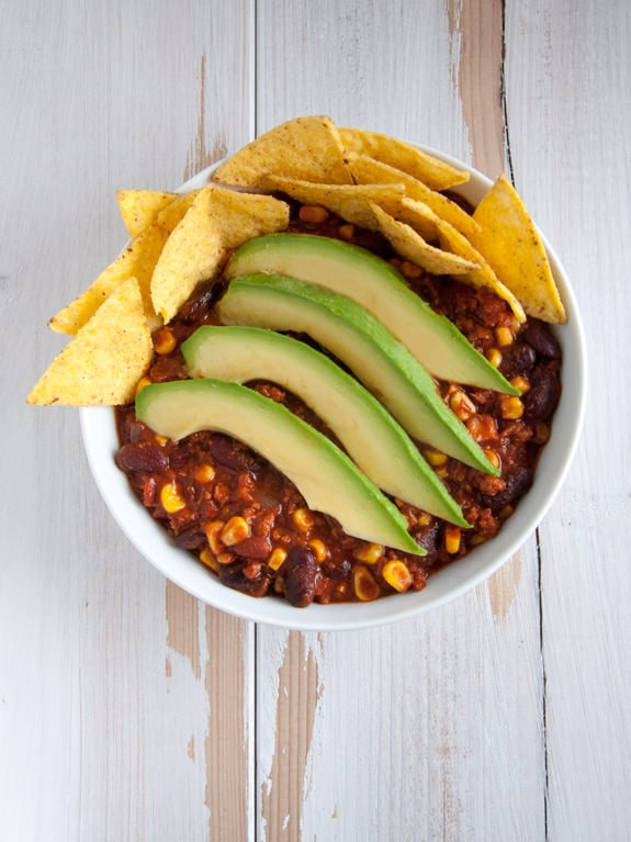 Superbowl of Chili | ElephantasticVegan.com