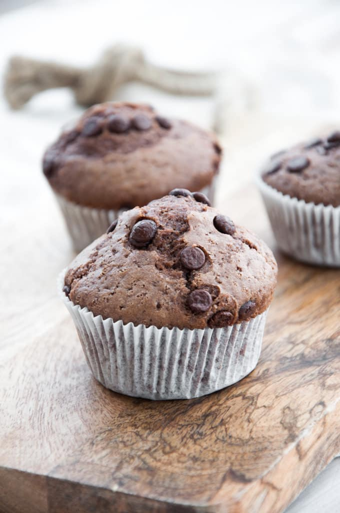 Chocolate Muffin Recipes Using Cocoa Powder
