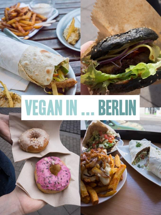 Vegan in Berlin - Germany   ElephantasticVegan.com