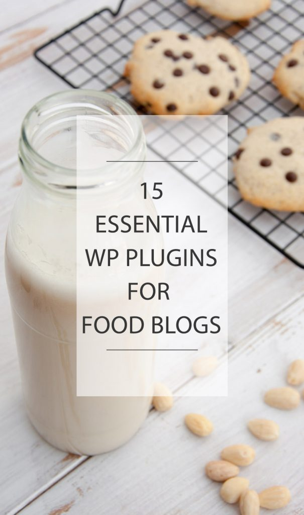 Essential WordPress Plugins for Food Blogs