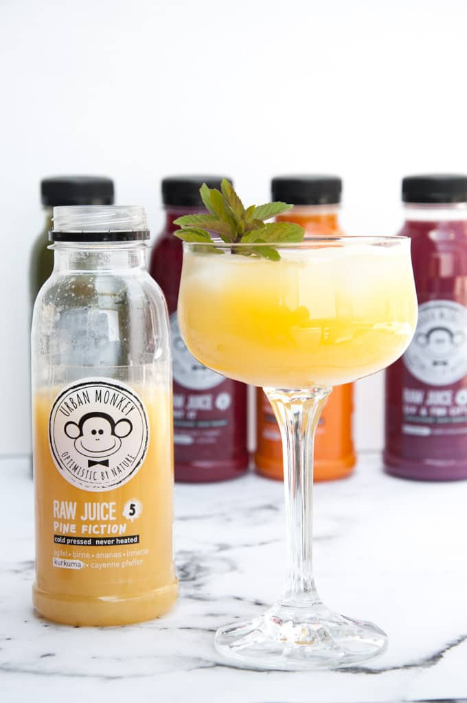 Urban Monkey Juice Cleanse | ElephantasticVegan.com