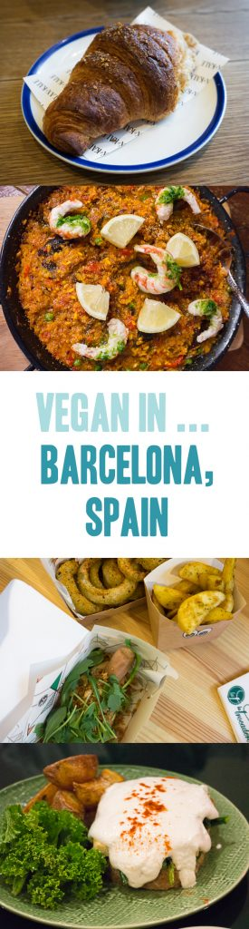 Vegan in Barcelona, Spain | ElephantasticVegan.com