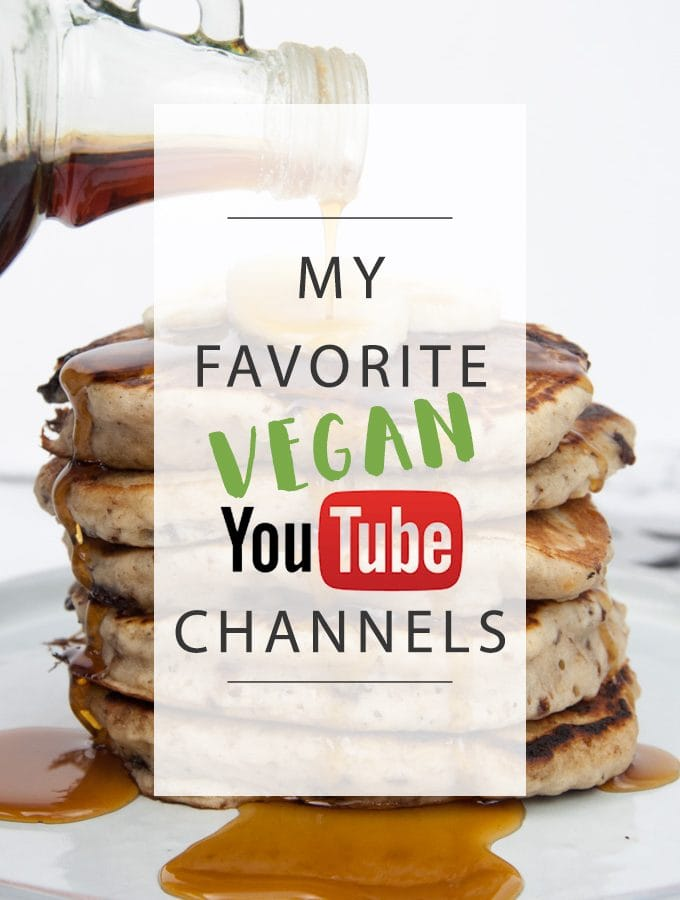 My Favorite Vegan YouTube Channels | ElephantasticVegan.com