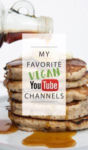 My Favorite Vegan YouTube Channels | ElephantasticVegan.com