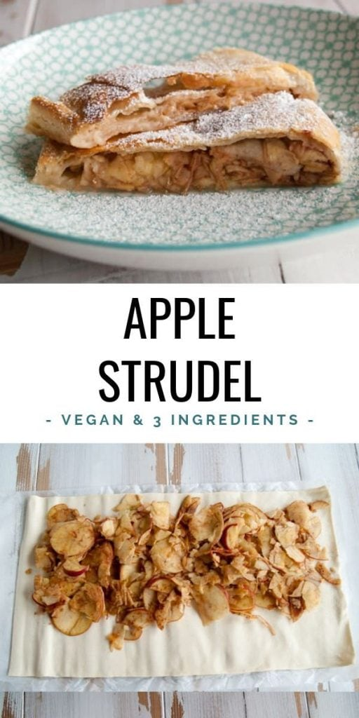 Vegan Apple Strudel
