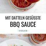 Dattel-BBQ-Sauce