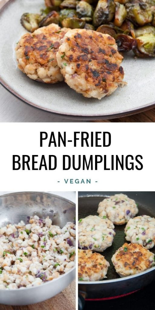 Pan-Fried Bread Dumplings