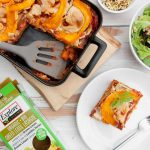 Vegan Pumpkin Lasagne with Cashew Cheese | ElephantasticVegan.com