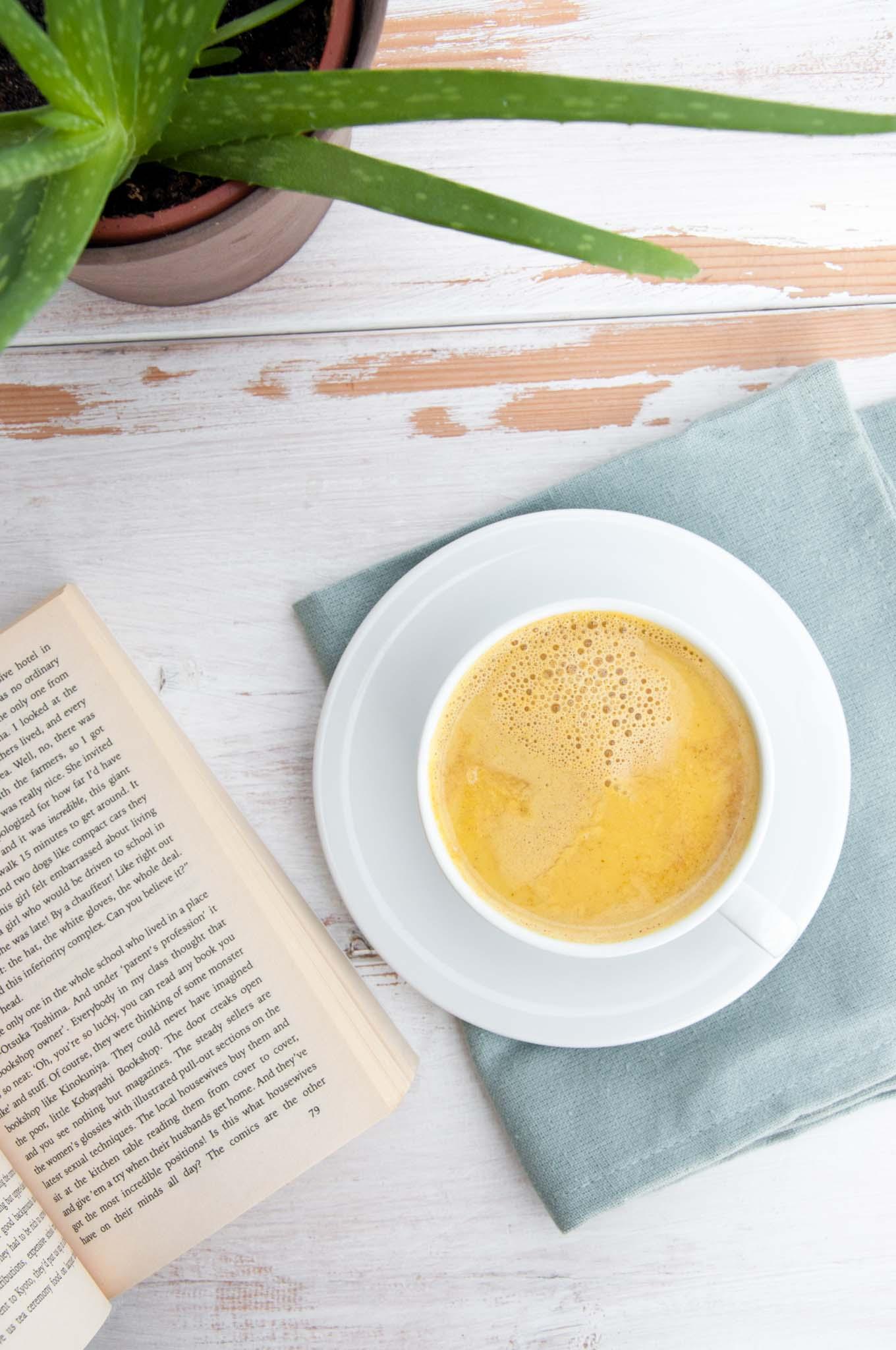 Cough soothing golden milk elephantastic vegan recipes forumfinder Images