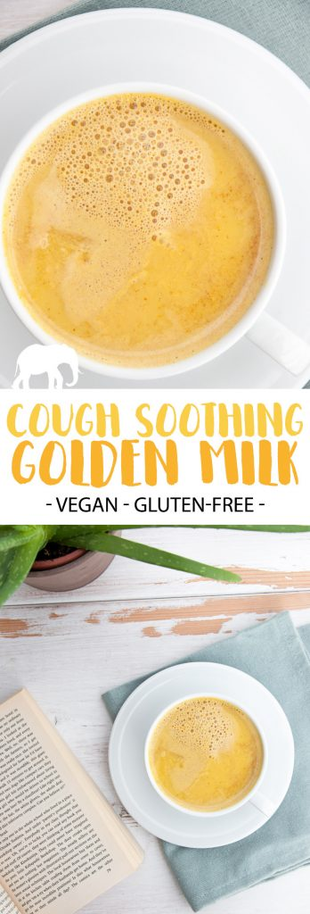 Cough-Soothing Golden Milk